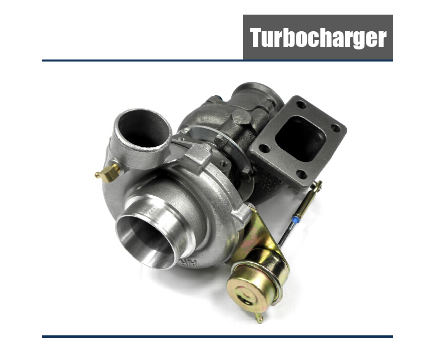 Turbocharger in Diesel Engine Parts Store